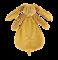 Happy Horse Knuffeldoekje Rabbit Richie Ochre